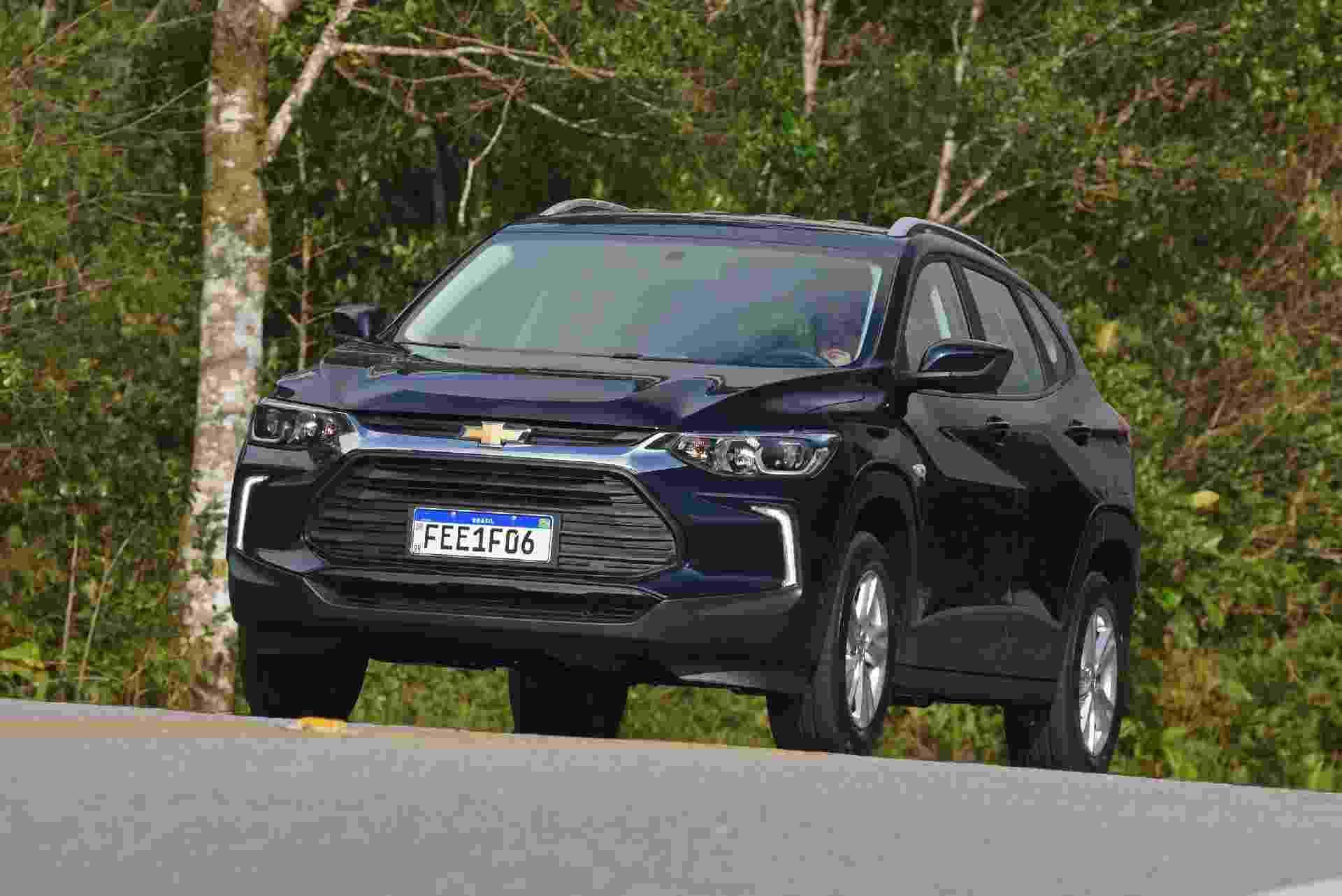 Chevrolet Tracker LT 1.0 - Murilo Góes/UOL