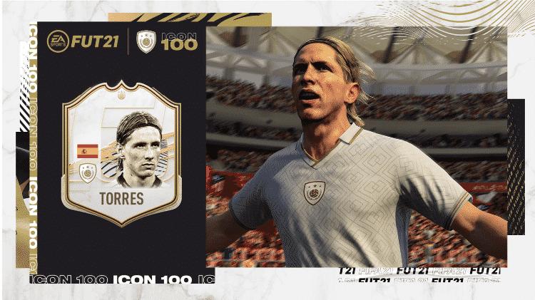 Fernando Torres - Divulgação/EA - Divulgação/EA