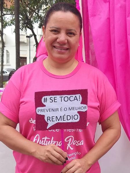 Sandra, personagem VivaBem - Arquivo pessoal - Arquivo pessoal