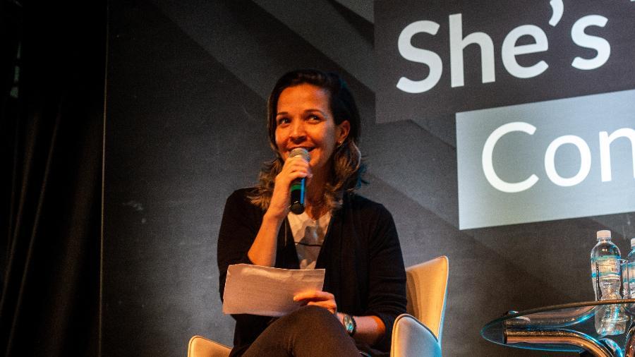 """Ciranda de Morais, fundadora da She""""sTech - Arquivo Pessoal"""