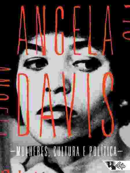 Mulheres, cultura e política, Angela Davis - Divulgação/Amazon - Divulgação/Amazon