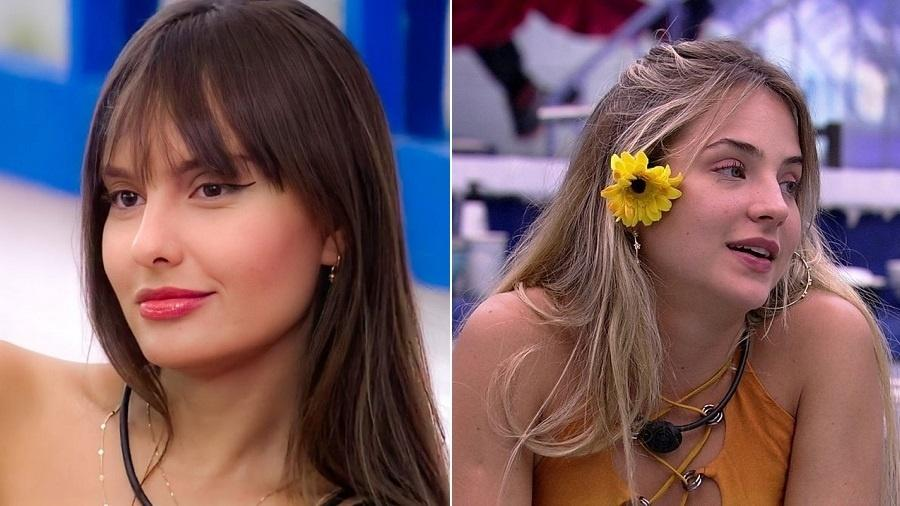 BBB 21: Sarah compara Thaís com Gabi Martins, do BBB 20 - Reprodução/Globoplay