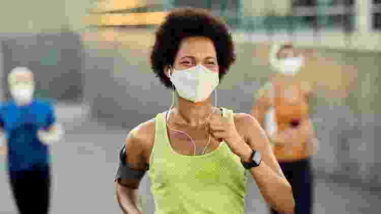 corrida, correr, treino, exercício - iStock - iStock
