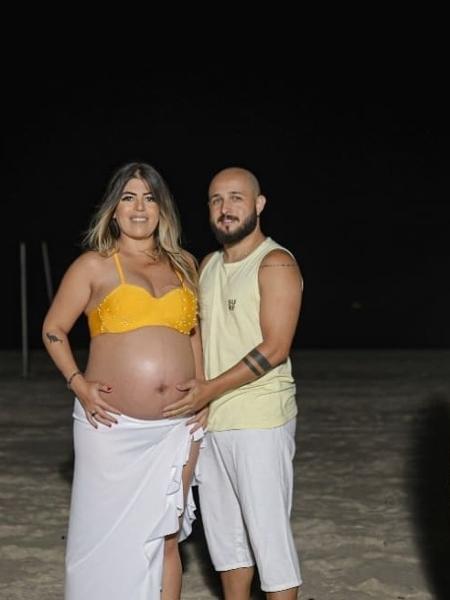 Raquel Pacheco e o noivo, Xico Santos - Reprodução/Instagram