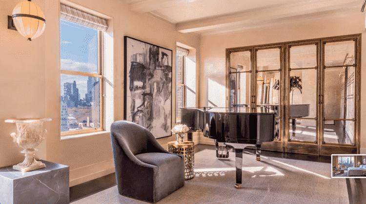 Carlyle Hotel, o favorito da princesa Diana (5) - Reprodução - Reprodução
