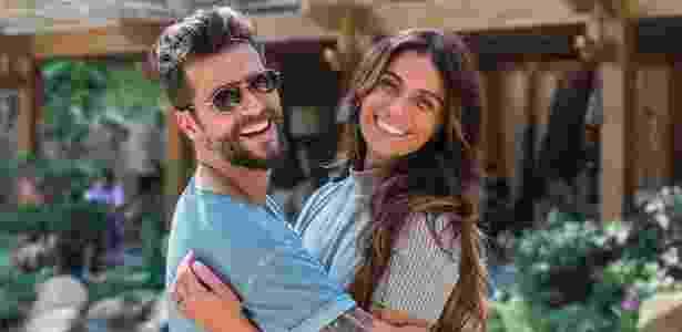"""Giovanna Antonelli e Bruno Gagliasso, os protagonistas da novela """"Sol Nascente"""" - Estevam Avellar/TV Globo - Estevam Avellar/TV Globo"""
