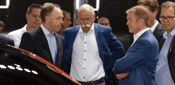 Mercedes espia BMW - Murilo Góes/UOL - Murilo Góes/UOL