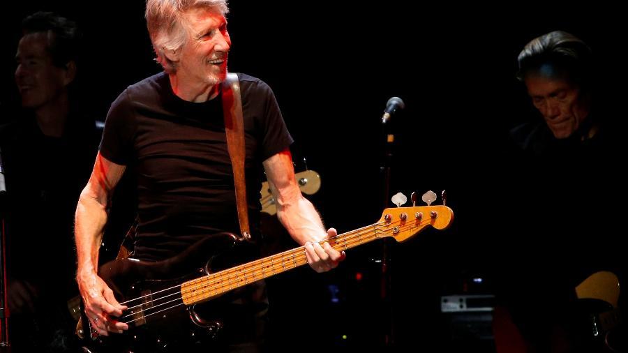 O cantor e baixista Roger Waters - Mario Anzuoni/Reuters