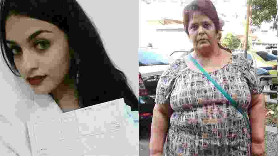 Arquivo Pessoal e Marcela Ribeiro/UOL