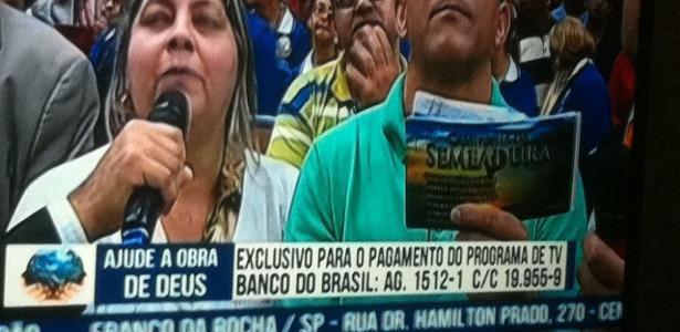 Pastor Valdemiro pede dinheiro pra manter TV e abre conta no banco só para doações