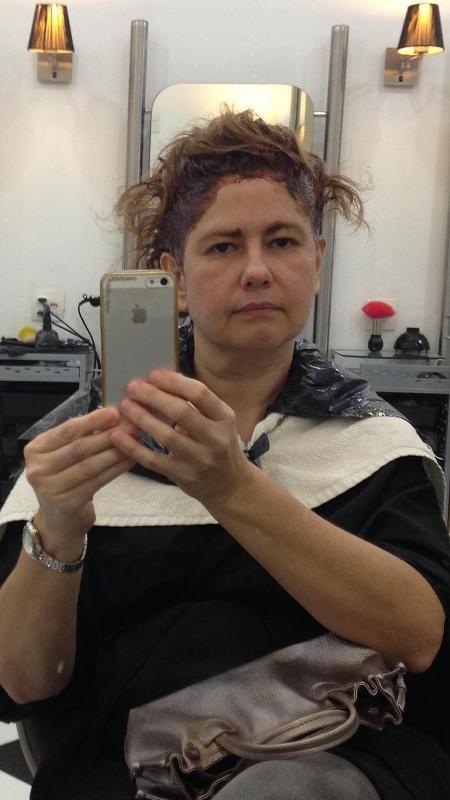 Narjara Turetta posta selfie inusitada - Reprodução/Instagram