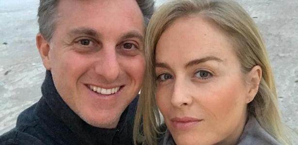Angélica e o marido, Luciano Huck