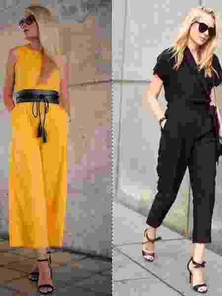 Como usar macacão pantacourt  Aprenda a combinar essa variação da pantalona dc275c50bb