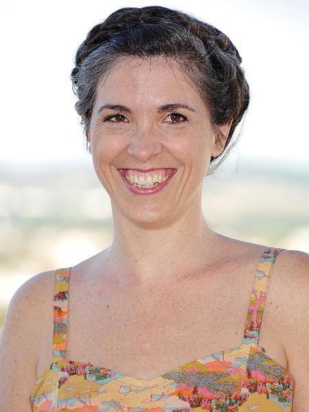 A diretora francesa Eva Husson, uma das indicadas à Palma de Ouro em 2018 - Getty Images