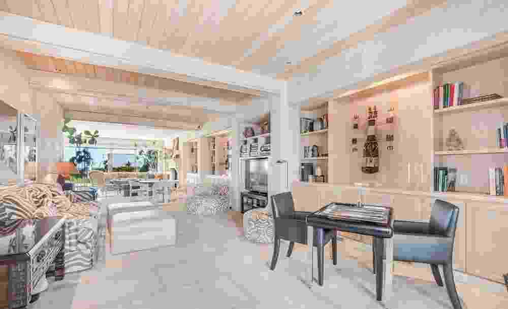 Faça um tour pela casa de praia de Frank Sinatra - Divulgação/Imobiliária Pacific Union