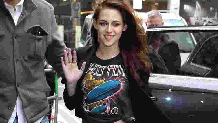 Kristen Stewart será uma das novas panteras - Getty Images