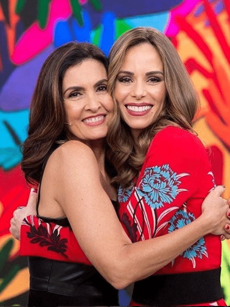 Ana Furtado e Fátima Bernardes  - Reprodução/Instagram