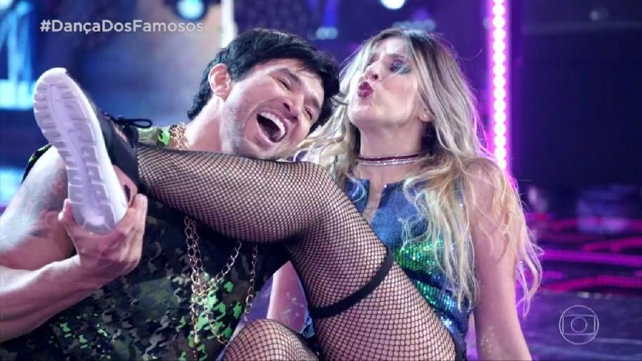 """Dani Calabresa volta a """"Dança dos Famosos"""" - Reprodução/TV Globo"""