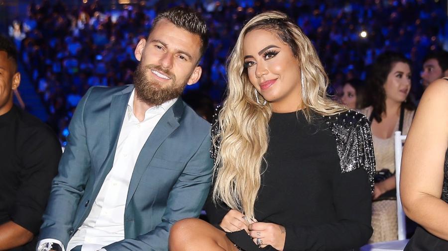 Rafaella Santos e Lucas Lima - Manuela Scarpa e Marcos Ribas/Brazil News