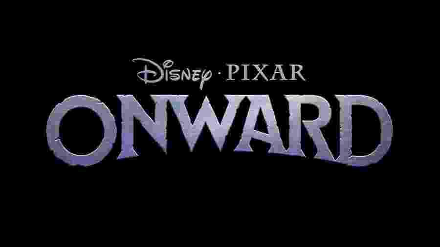 """O logo de """"Onward"""", novo filme da Pixar - Divulgação"""