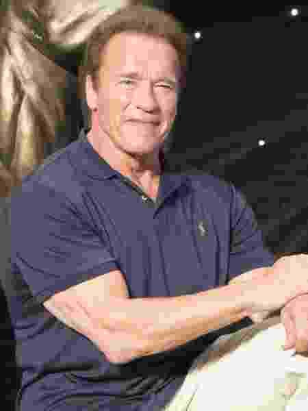 Arnold Schwarzenegger sugere um circuito que você pode fazer em qualquer lugar - Divulgação