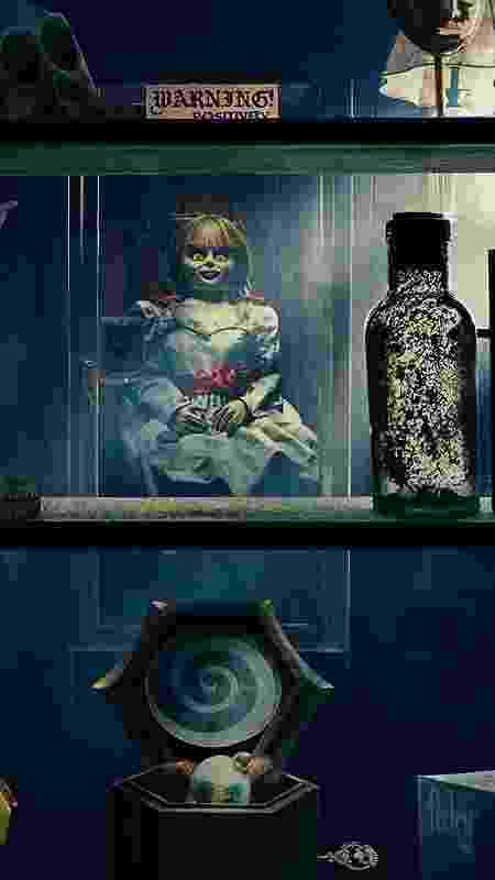 """Primeira imagem oficial de """"Annabelle 3: De Volta para Casa"""" - Divulgação/Warner Bros."""