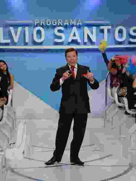 Silvio Santos autorizou a criação do SBTplay - Lourival Ribeiro/SBT