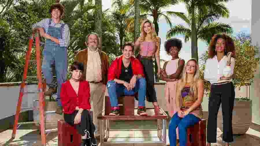 Elenco de Ricos de Amor, comédia romântica brasileira da Netflix - Mariana Vianna/ Netflix