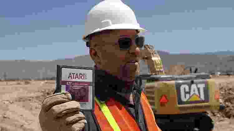 Atari cartucho - Divulgação - Divulgação