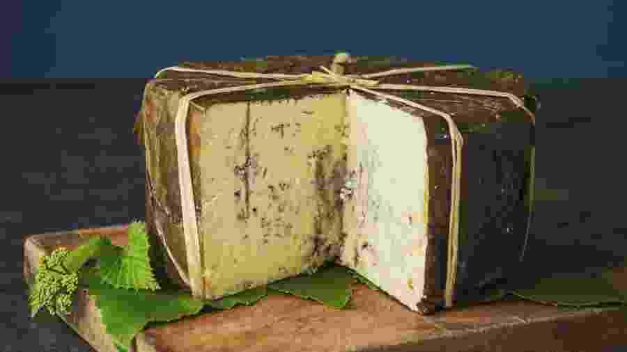 O vencedor Rogue River Blue Cheese é envelhecido em cavernas - Instagram/roguecreamery