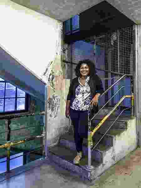 Silvana Bahia, da PretaLab - Inês Bonduki - 4.nov.2015/Folhapress