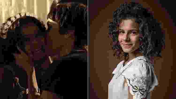 Montagem/UOL/Reprodução/Raquel Cunha/TV Globo