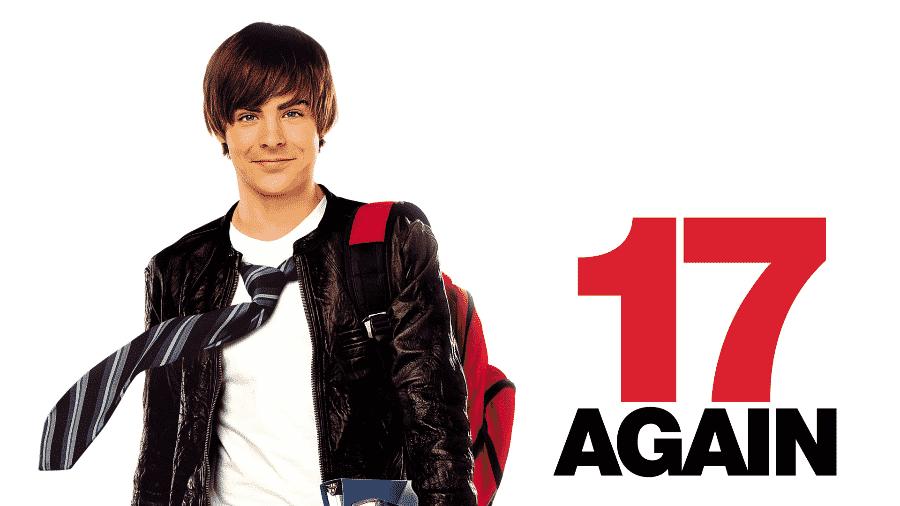 """Cena do filme """"17 Outra Vez"""", de 2009 - Reprodução"""