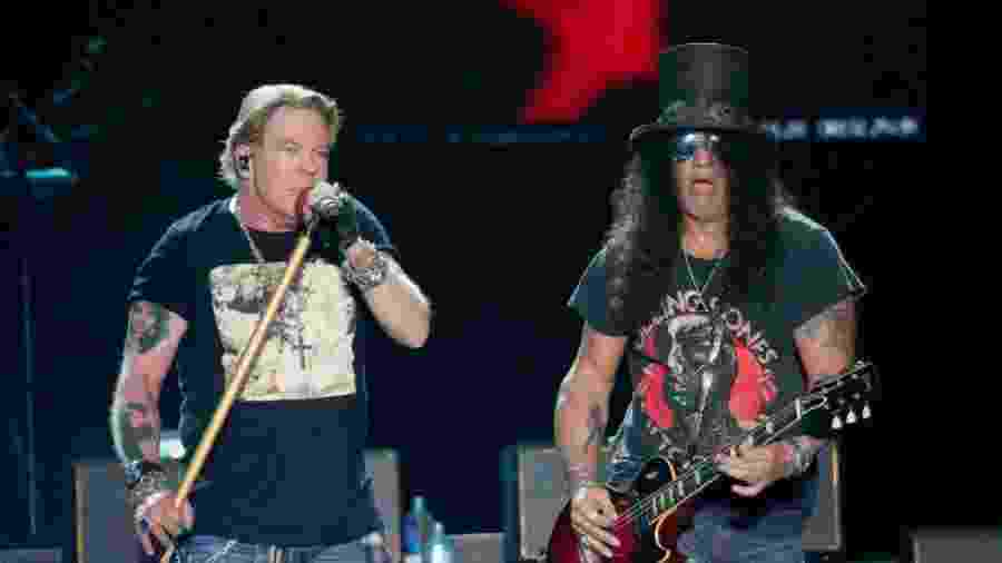 "Guns N"" Roses - Gary Miller/Getty Images"