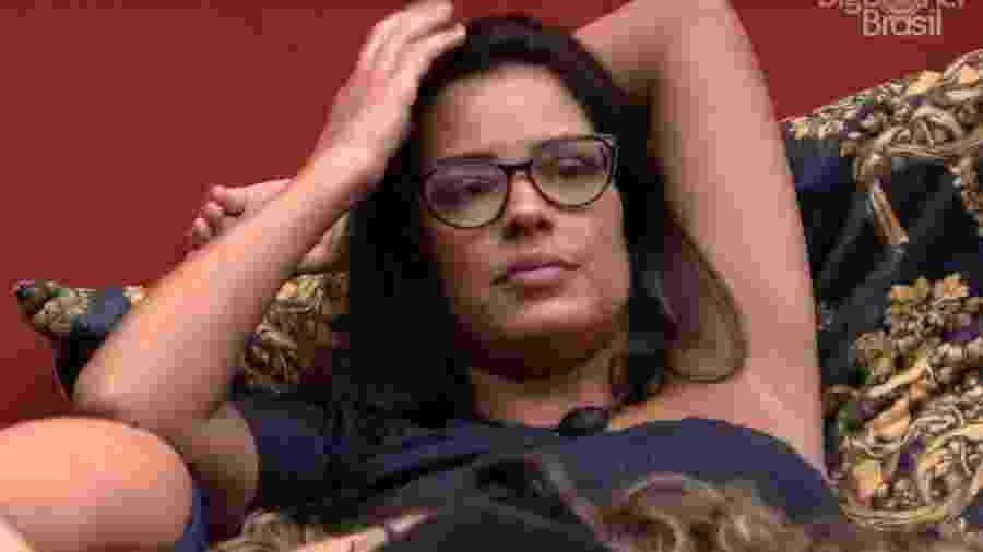 BBB 20: Ivy diz como enxerga jogo das sisters na casa - Reprodução/Globo