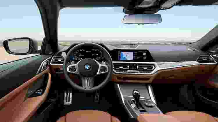 BMW Série 4 3 - Divulgação - Divulgação