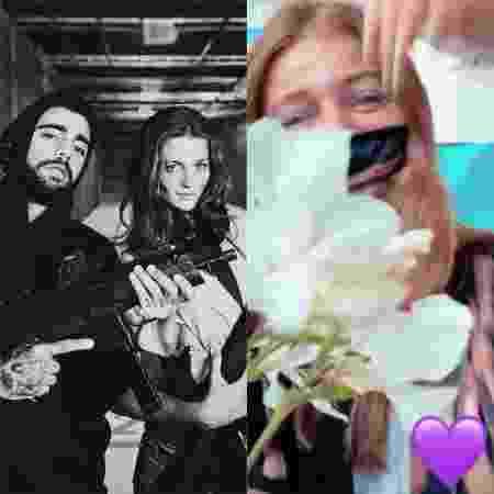Cintia Dicker e Pedro Scooby - Reprodução / Instagram