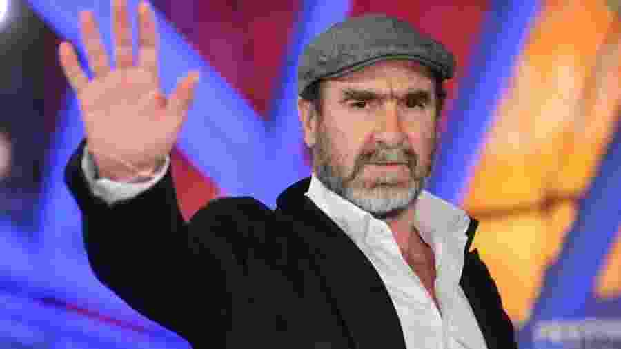 Eric Cantona - Getty Images