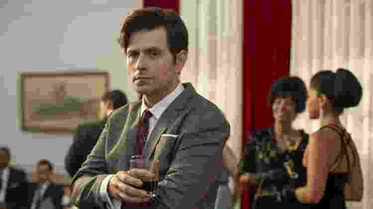 Nelson (Alexandre Cioletti) na segunda temporada de 'Coisa Mais Linda' - Divulgação - Divulgação