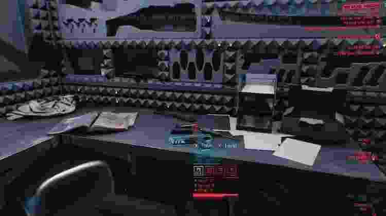 Cyberpunk 2077 Arma - Reprodução/Youtube/Cyberpunk 2077 - Reprodução/Youtube/Cyberpunk 2077