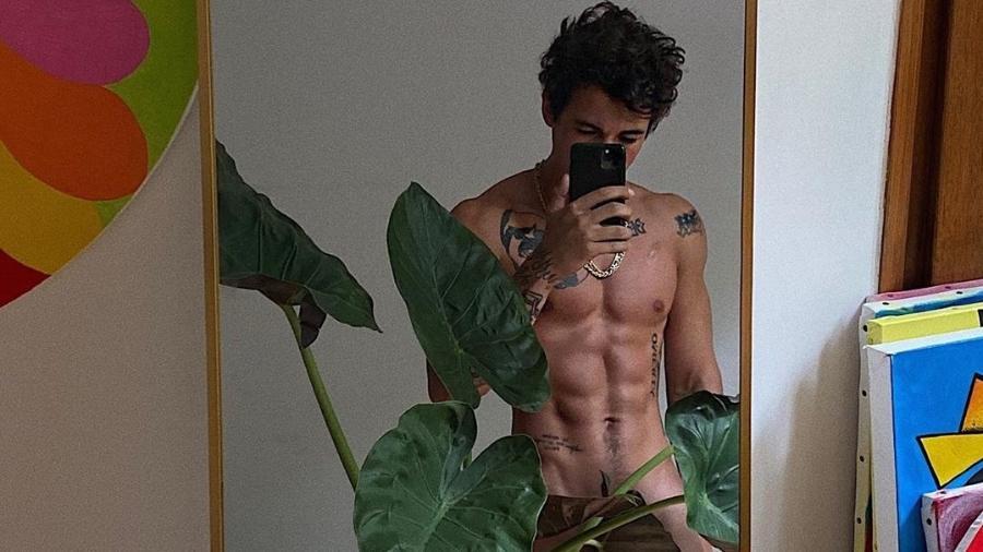 Lucas Omulek foi apontado como o novo affair de Anitta - Reprodução/Instagram