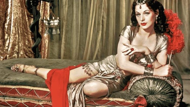 Bem-sucedida em Hollywood, Lamarr também foi uma prolífica inventora - PARAMOUNT - PARAMOUNT