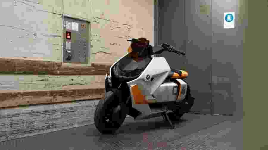 BMW Definition CE 04 - Divulgação