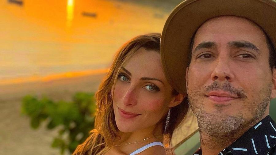 Sofia Starling celebra 2 anos de namoro com André Marques - Reprodução/Instagram@sofiastarling
