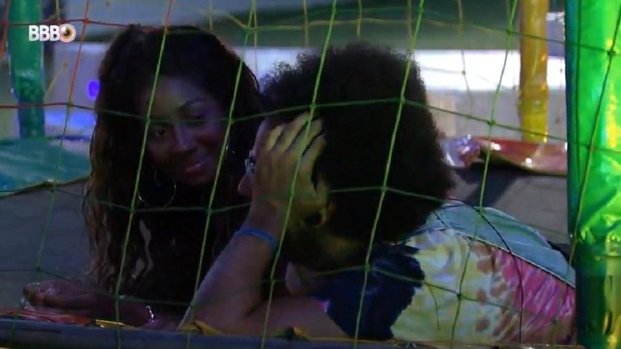 BBB 21: Camilla de Lucas e João Luiz falam sobre permanência no jogo - Reprodução/Globoplay