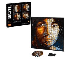 Lego Art, The Beatles - Divulgação - Divulgação