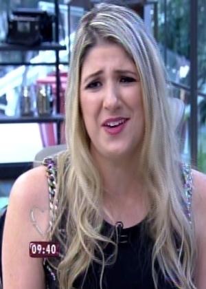 """Dani Calabresa define Marcelo Adnet como """"um doce"""" em conversa com Ana Maria Braga"""