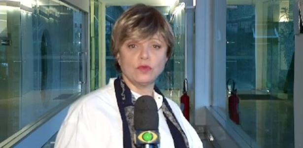 """Eleonora Paschoal deixa o jornalismo da Bandeirantes e ex-CQC entra no """"Jornal da Band"""" - Reprodução/TVUOL"""
