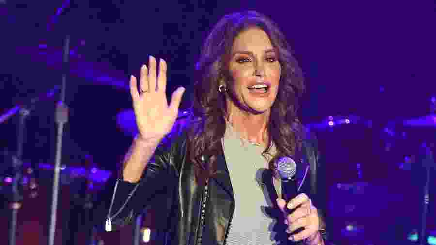 """Ataque de Trump é """"inaceitável"""", disse Caitlyn Jenner, no Instagram - Getty Images"""
