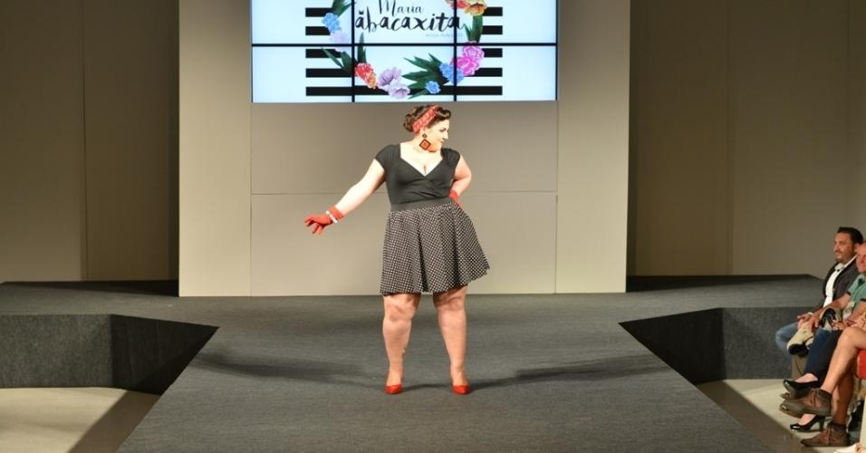 Fashion Weekend Plus Size verão 2017 - Maria Abacaxita